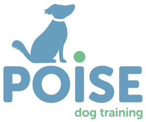 Poise dog training Liverpool logo